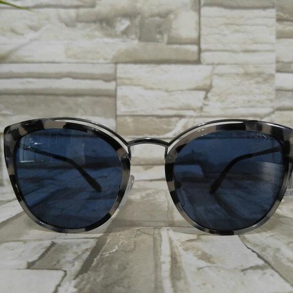 a3c7afe5e511 Prada Cat Eye Tortoise Sunglasses SPR 20U